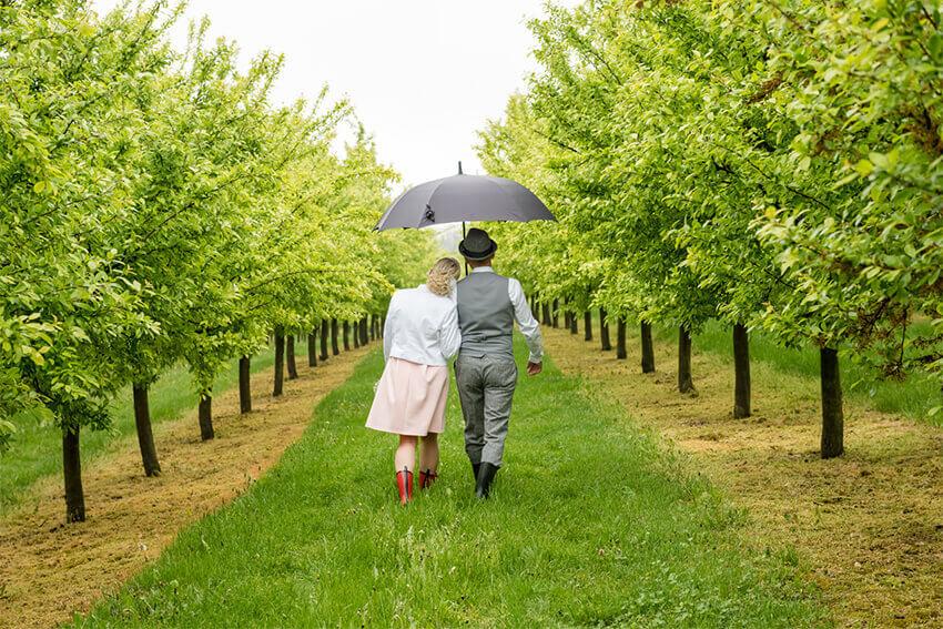 Hochzeitsbilder von Heike & Uwe