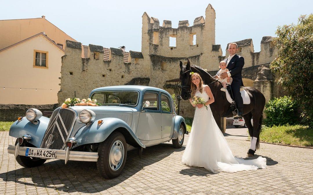Hochzeitsfeier von Fenja und Hans
