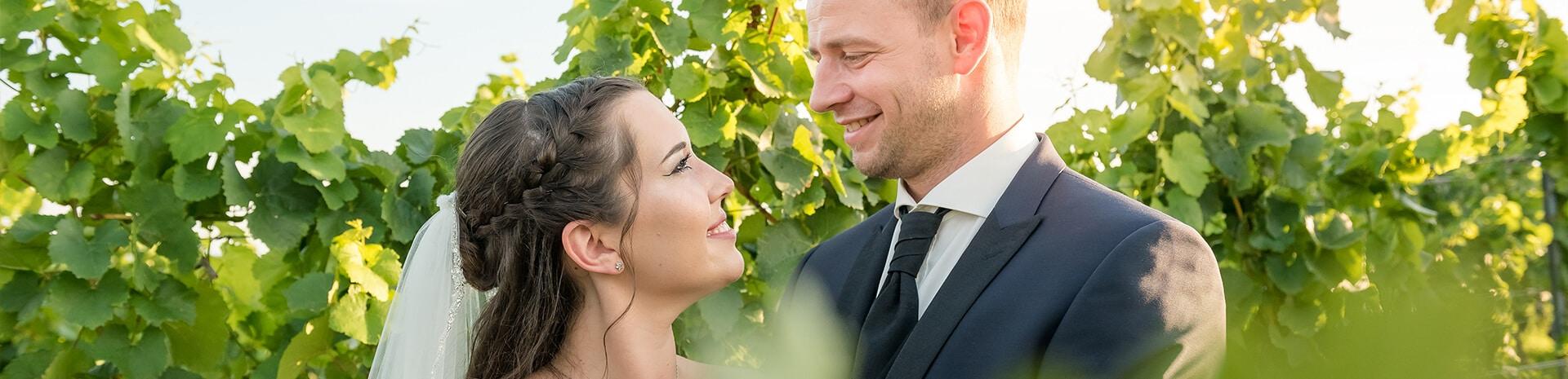 Headerbild Hochzeitsfotografie: Referenzbilder