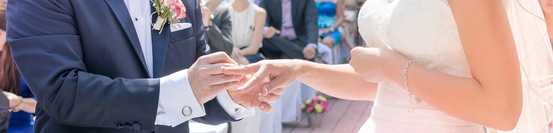 Headerbild Hochzeitsfotografie - Stephan-Benz.de