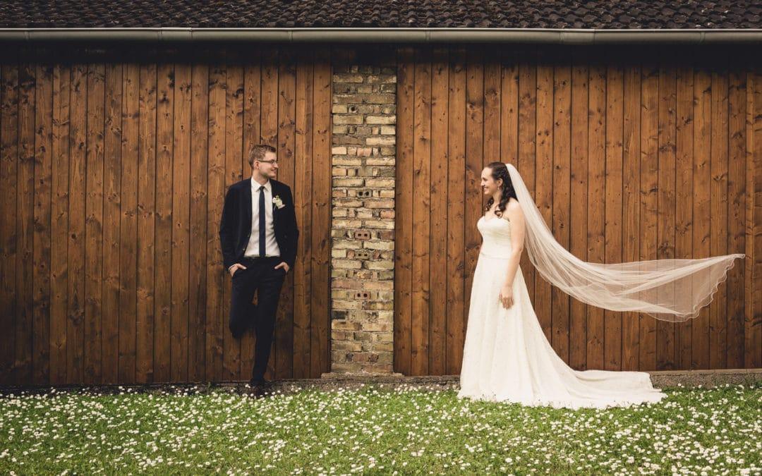 Hochzeitsfotografie in Nierstein mit Svenja und Simon