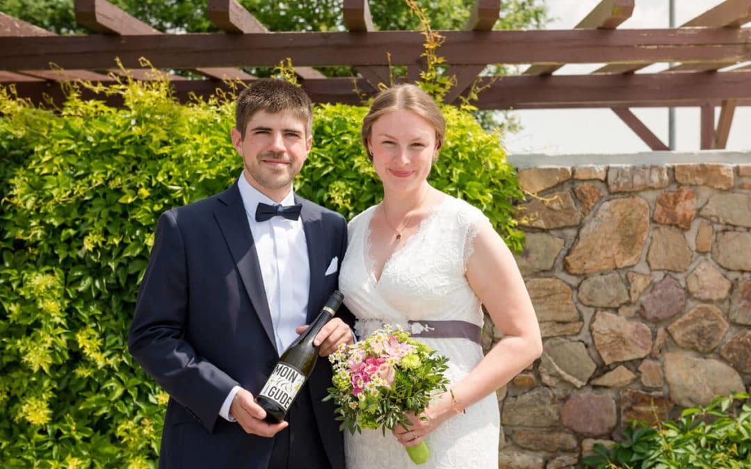 Hochzeitsshooting in Spiesheim mit Gesine und Florian