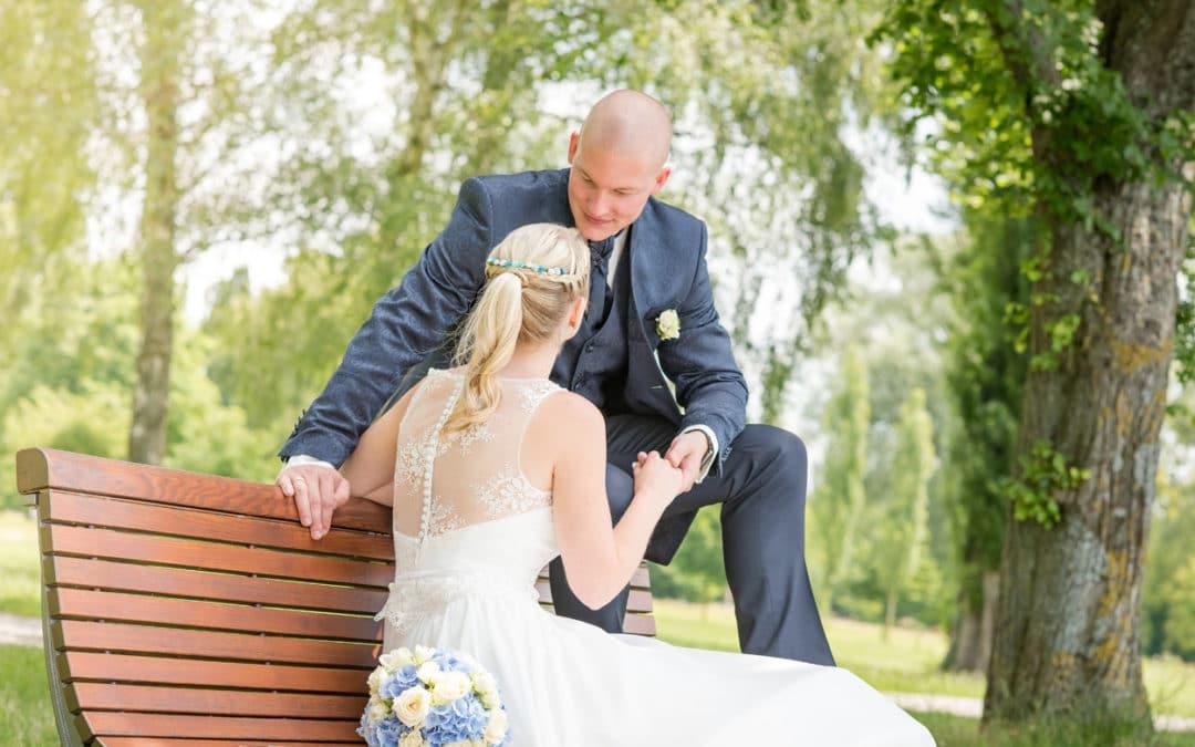 Hochzeitsreportage von Lisa und Chris