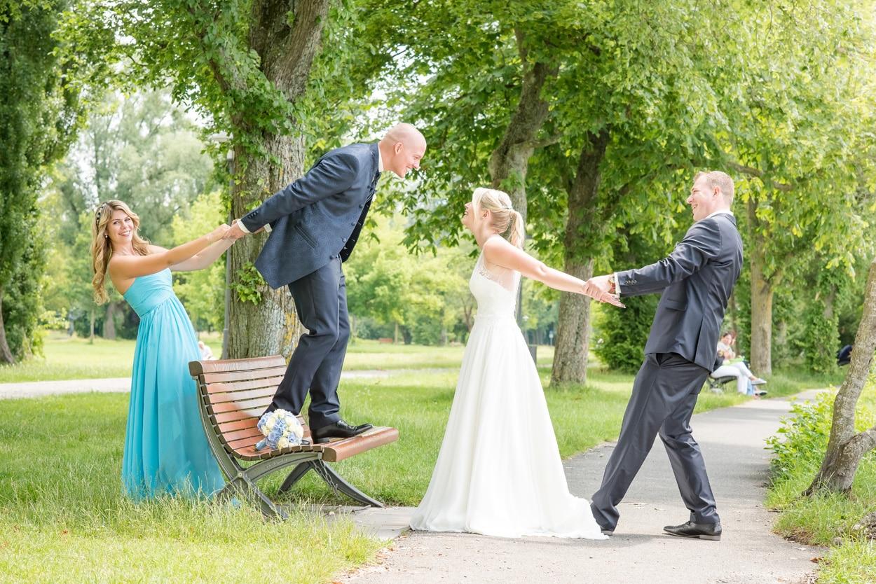 Hochzeitsshooting am Bodensee mit Lisa und Chris
